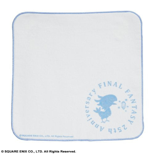 Image 1 for Final Fantasy - Chocobo - Towel - Mini Towel - 25th Anniversary (Square Enix)