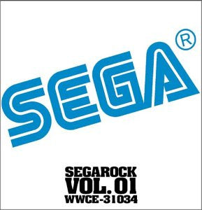 Image 1 for SEGAROCK VOL.01