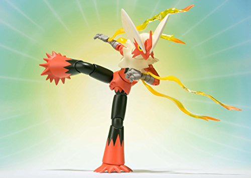 Image 5 for Pocket Monsters - Bursyamo - S.H.Figuarts - Mega Evolution (Bandai)