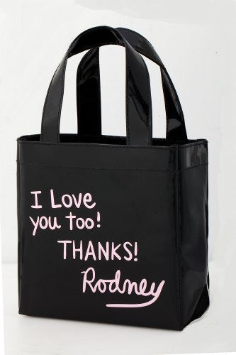 Image 5 for We Love Rodney A Greenblat   Book Plus Tote Bag