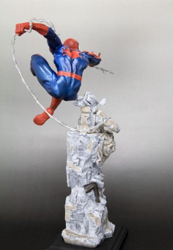 Image 4 for The Amazing Spider-Man - Spider-Man - Fine Art Statue - 1/6 (Kotobukiya)
