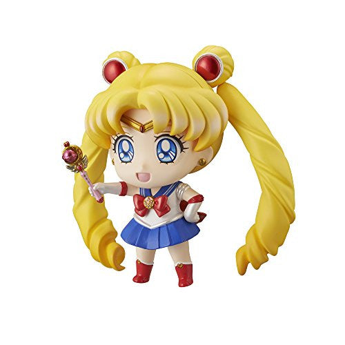 Image 10 for Bishoujo Senshi Sailor Moon - Luna - Sailor Moon - Petit Chara Deluxe! (MegaHouse)