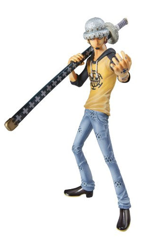 Image for One Piece - Trafalgar Law - Excellent Model - Portrait Of Pirates DX - 1/8 (MegaHouse)