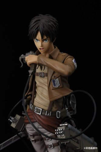 Image 8 for Shingeki no Kyojin - Eren Yeager - BRAVE-ACT - 1/8 (Sentinel)
