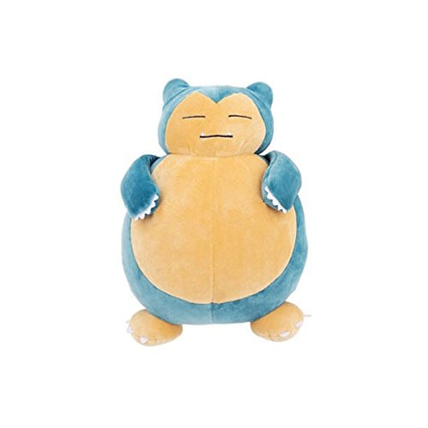Pocket Monsters - Mofumofu Udemakura Snorlax