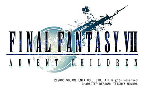Image for Final Fantasy VII Advent Children Advent Pieces: Limited