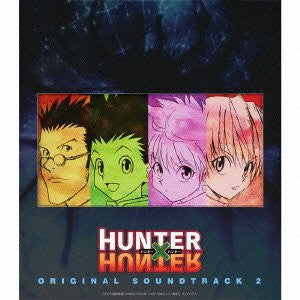 Image 1 for HUNTER×HUNTER Original Soundtrack 2