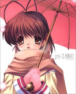 Image 1 for Pre Clannad Perfect Illustration Art Book / Windows / Ps2