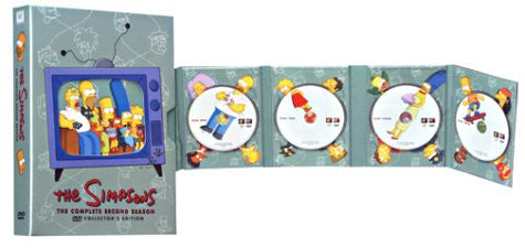 Image 2 for The Simpsons - The Complete Second Season Collector's Edition [Limited Edition]
