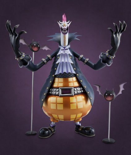 One Piece Gecko Moria
