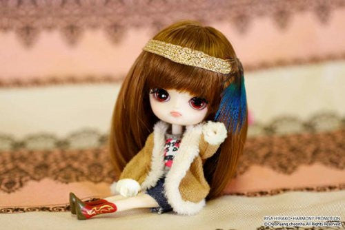 Image 3 for Hirako Risa - Pullip (Line) - Dal - Docolla - 1/9 - Vintage Rock Girl Vers. (Groove)