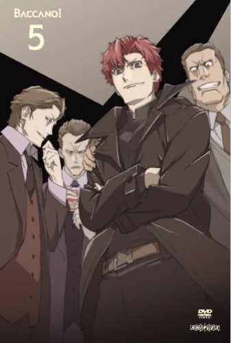 Image 1 for Baccano! 5