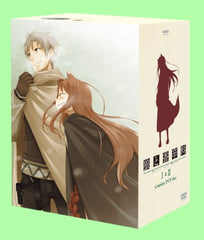 Spice And Wolf / Okami To Koshinryo Complete DVD Box [Limited Edition]