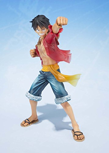 Image 9 for One Piece - Monkey D. Luffy - Figuarts ZERO - -5th Anniversary Edition-, The New World (Bandai)