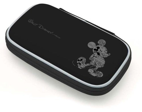 Image 2 for Disney Character Hard Pouch DSi (Mickey Black)