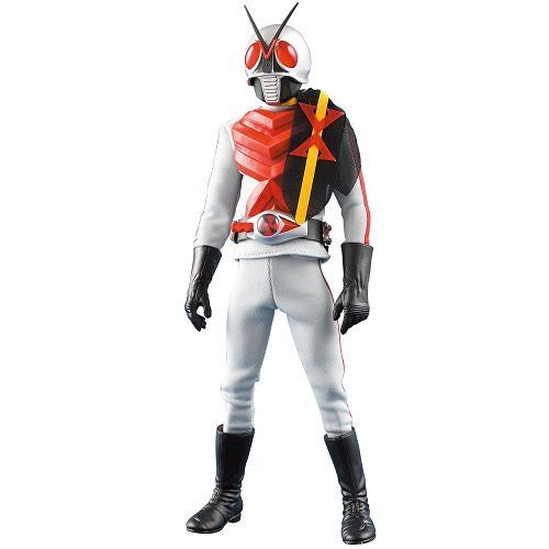 Image 1 for Kamen Rider X - Real Action Heroes No.208 - 1/6 (Medicom Toy)