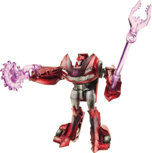 Image 3 for Transformers Prime - Knockout - EZ Collection - EZ-15 - Energon Driller & Medic Knockout (Takara Tomy)