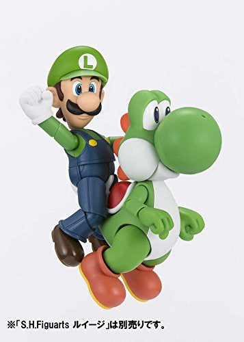 Image 6 for Super Mario Brothers - Yoshi - S.H.Figuarts (Bandai)