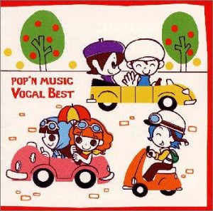 Image 1 for pop'n music Vocal Best