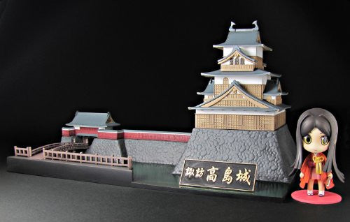 Image 2 for Takashima castle - 1/200 - Suwahime set - 01S (PLUM)