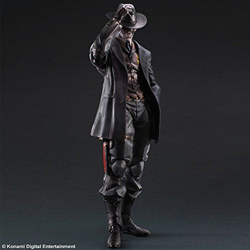 Image 5 for Metal Gear Solid V: The Phantom Pain - Skull Face - Play Arts Kai (Square Enix)