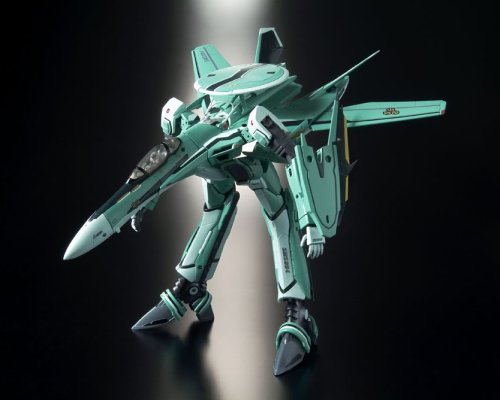 Image 6 for Macross Frontier - RVF-25 Super Messiah Valkyrie (Luca Angelloni Custom) - DX Chogokin - 1/60 (Bandai)
