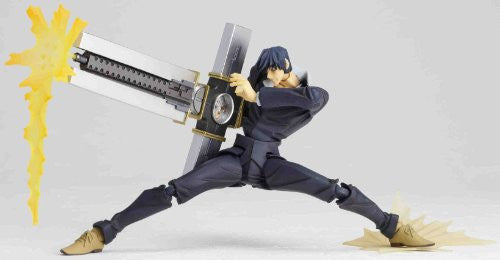 Image 9 for Trigun: Badlands Rumble - Nicholas D. Wolfwood - Revoltech - No. 092