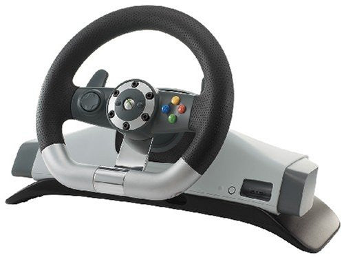 Image 1 for Xbox 360 Wireless Racing Wheel