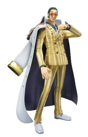 One Piece - Kizaru - Portrait Of Pirates DX - Excellent Model (MegaHouse)