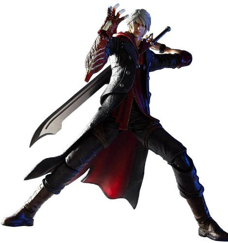 Image 1 for Devil May Cry 4 - Nero - Play Arts Kai (Square Enix)