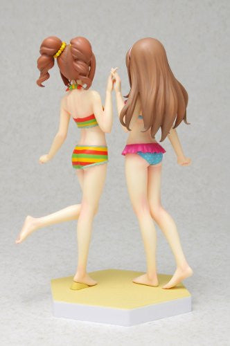 Image 3 for iDOLM@STER 2 - Minase Iori - Takatsuki Yayoi - Beach Queens - 1/10 - Limited Set, Swimsuit ver. (Wave)