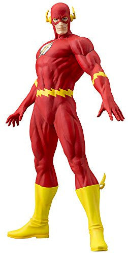 Image 1 for Justice League - Flash - ARTFX Statue - 1/6 (Kotobukiya)