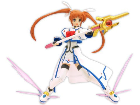 Image for Mahou Shoujo Lyrical Nanoha StrikerS - Takamachi Nanoha - Figma - Barrier Jacket - 005 (Max Factory)