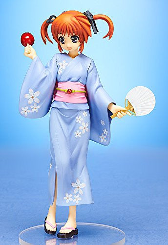 Image 3 for Mahou Shoujo Lyrical Nanoha The Movie 2nd A's - Takamachi Nanoha - 1/8 - Yukata ver. (FREEing)