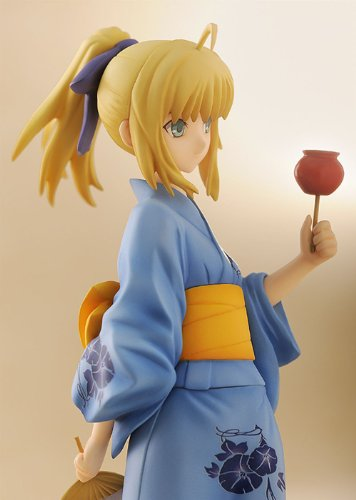 Image 5 for Fate/Stay Night - Saber - 1/8 - Yukata ver. (FREEing)