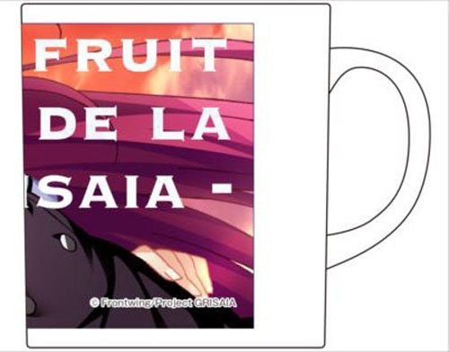 Image 2 for Grisaia no Kajitsu -LE FRUIT DE LA GRISAIA- - Suou Amane - Mug (flagments)