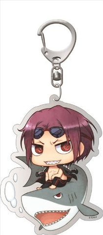 Image for Free! - Matsuoka Rin - Deka Keyholder - Keyholder - Swimsuit ver., Chimi (Contents Seed)