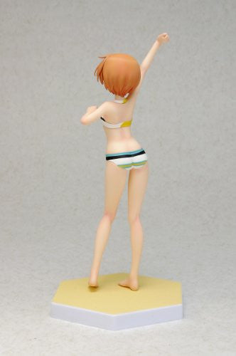 Image 6 for Love Live! School Idol Project - Hoshizora Rin - Beach Queens - 1/10 - Swimsuit ver. (Wave)