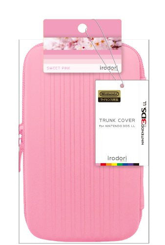Image 2 for Trunk Cover for 3DS LL (Sweet Pink)