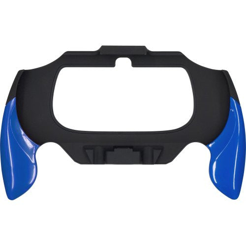 Image 5 for Rubber Coat Grip for PlayStation Vita Slim (Blue)