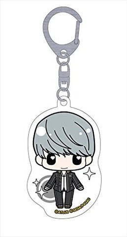 Image for Persona 4: the Golden Animation - Shujinkou - Keyholder - Deka Keyholder (Penguin Parade)