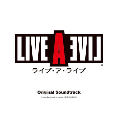 Image 1 for LIVE A LIVE Original Soundtrack