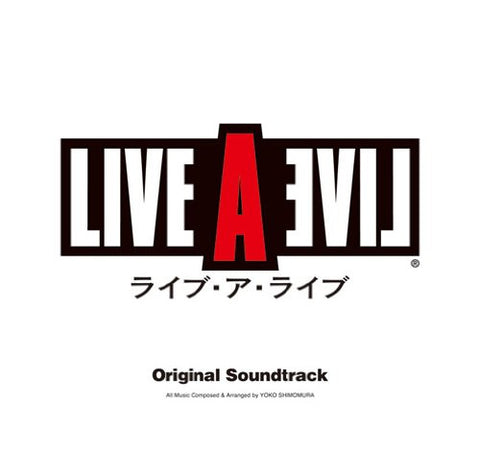 Image for LIVE A LIVE Original Soundtrack