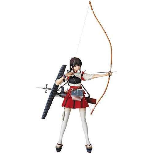 Image 4 for Kantai Collection ~Kan Colle~ - Akagi - Real Action Heroes #688 - 1/6 (Medicom Toy)