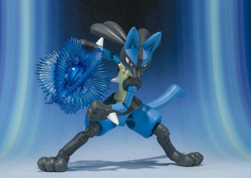 Image 7 for Pocket Monsters - Lucario - S.H.Figuarts (Bandai)
