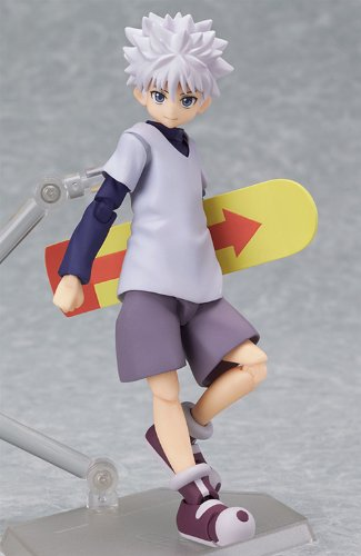 Image 2 for Hunter x Hunter - Killua Zoldyck - Figma #182 (Max Factory)