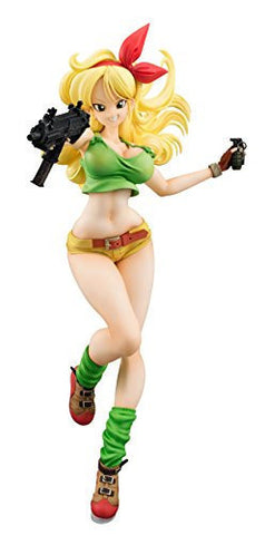 Dragon Ball - Lunch - Dragon Ball Gals - Blond Ver. (MegaHouse)