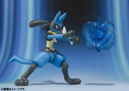 Image 8 for Pocket Monsters - Lucario - S.H.Figuarts (Bandai)