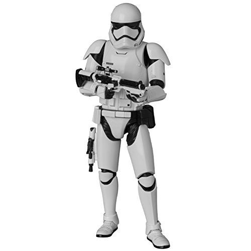 Image 1 for Star Wars: The Force Awakens - First Order Stormtrooper - Mafex No.021 (Medicom Toy)
