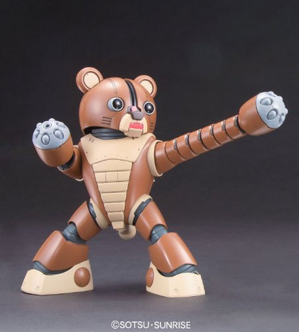 Image for Model Suit Gunpla Senshi Gunpla Builders Beginning G - GPB-04B Beargguy - HGGB 04 - 1/144 (Bandai)